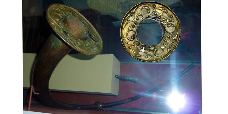 loughnashade_trumpet © National Museum of Ireland