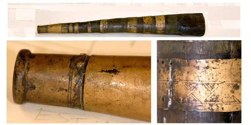 River Ern horn © Ulster Museum